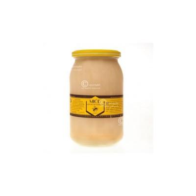 Miód rzepakowy kremowy