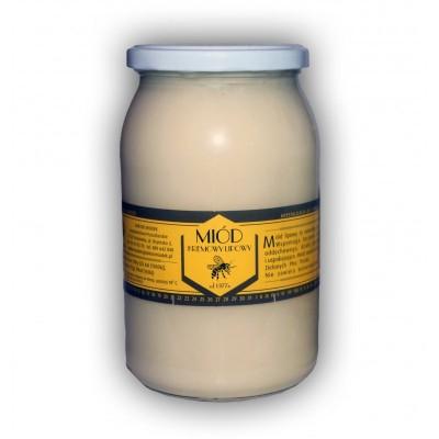 Miód kremowy lipowy