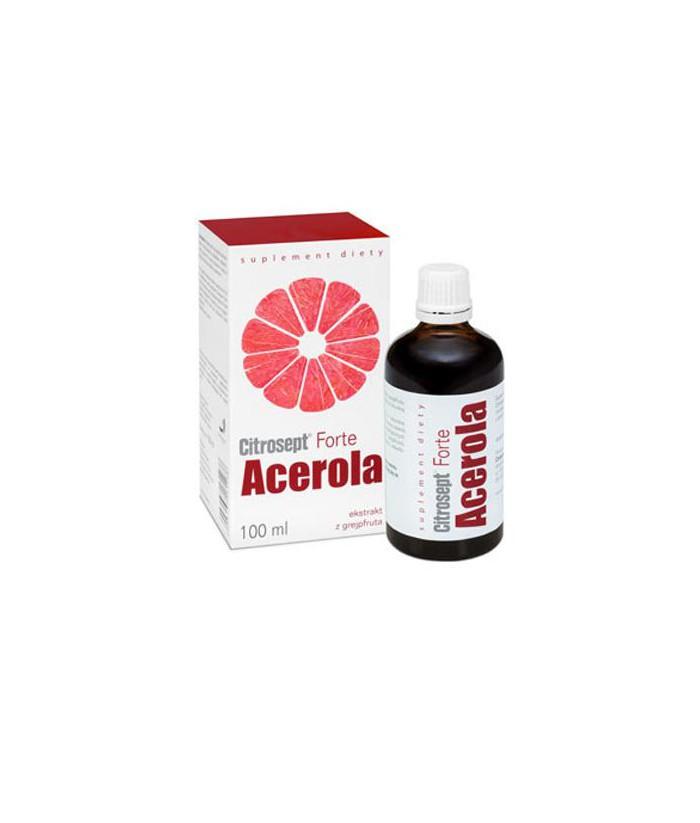 Citrosept Forte Acerola - 100ml